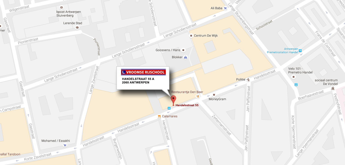 route-vroomserijschool